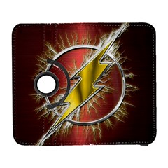 Flash Flashy Logo Samsung Galaxy S  III Flip 360 Case