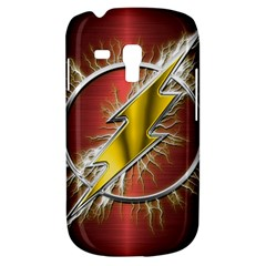 Flash Flashy Logo Samsung Galaxy S3 MINI I8190 Hardshell Case