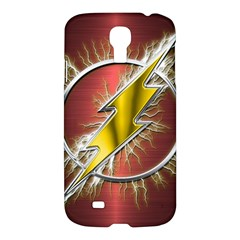 Flash Flashy Logo Samsung Galaxy S4 I9500/I9505 Hardshell Case