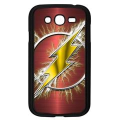 Flash Flashy Logo Samsung Galaxy Grand Duos I9082 Case (black)