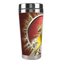 Flash Flashy Logo Stainless Steel Travel Tumblers