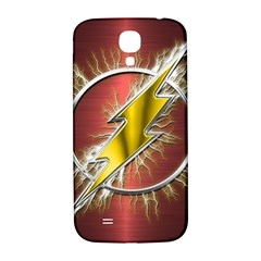 Flash Flashy Logo Samsung Galaxy S4 I9500/I9505  Hardshell Back Case