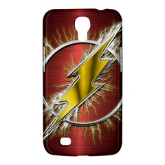 Flash Flashy Logo Samsung Galaxy Mega 6 3  I9200 Hardshell Case