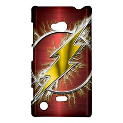 Flash Flashy Logo Nokia Lumia 720