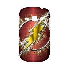 Flash Flashy Logo Samsung Galaxy S6810 Hardshell Case