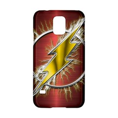 Flash Flashy Logo Samsung Galaxy S5 Hardshell Case