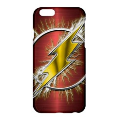 Flash Flashy Logo Apple iPhone 6 Plus/6S Plus Hardshell Case