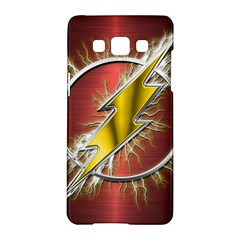 Flash Flashy Logo Samsung Galaxy A5 Hardshell Case