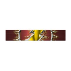 Flash Flashy Logo Flano Scarf (Mini)