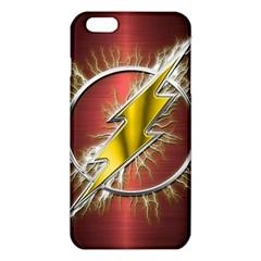 Flash Flashy Logo iPhone 6 Plus/6S Plus TPU Case