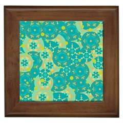 Cyan design Framed Tiles