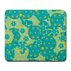 Cyan design Large Mousepads