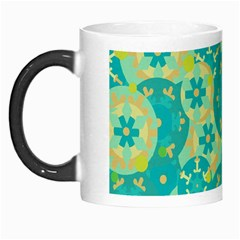 Cyan design Morph Mugs