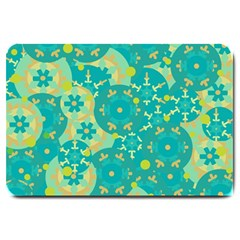 Cyan design Large Doormat