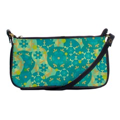 Cyan design Shoulder Clutch Bags