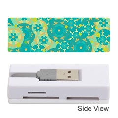 Cyan design Memory Card Reader (Stick)