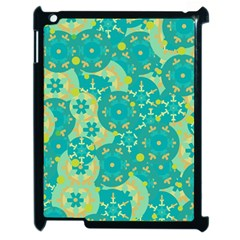 Cyan design Apple iPad 2 Case (Black)