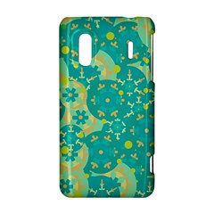 Cyan design HTC Evo Design 4G/ Hero S Hardshell Case