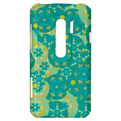 Cyan design HTC Evo 3D Hardshell Case