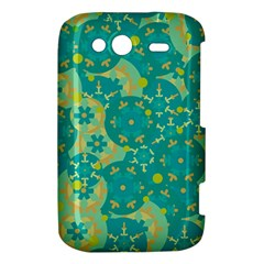 Cyan design HTC Wildfire S A510e Hardshell Case