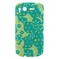 Cyan design HTC Desire S Hardshell Case