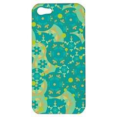 Cyan design Apple iPhone 5 Hardshell Case