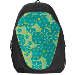 Cyan design Backpack Bag