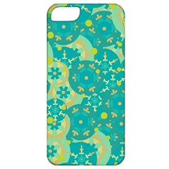 Cyan design Apple iPhone 5 Classic Hardshell Case