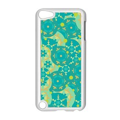 Cyan design Apple iPod Touch 5 Case (White)