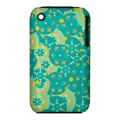 Cyan design Apple iPhone 3G/3GS Hardshell Case (PC+Silicone)