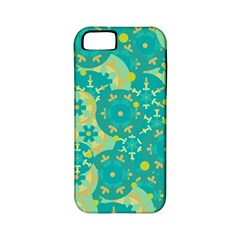 Cyan design Apple iPhone 5 Classic Hardshell Case (PC+Silicone)