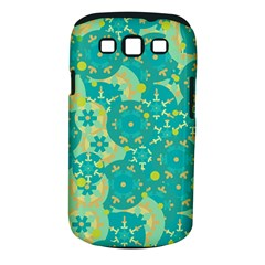 Cyan design Samsung Galaxy S III Classic Hardshell Case (PC+Silicone)