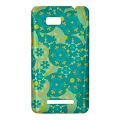 Cyan design HTC One SU T528W Hardshell Case