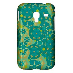 Cyan design Samsung Galaxy Ace Plus S7500 Hardshell Case