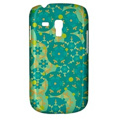 Cyan design Samsung Galaxy S3 MINI I8190 Hardshell Case