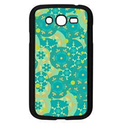 Cyan design Samsung Galaxy Grand DUOS I9082 Case (Black)