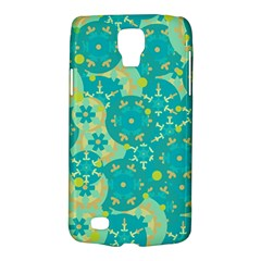Cyan design Galaxy S4 Active