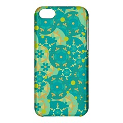 Cyan design Apple iPhone 5C Hardshell Case