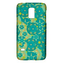 Cyan design Galaxy S5 Mini
