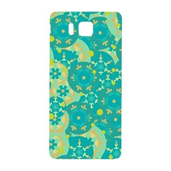 Cyan design Samsung Galaxy Alpha Hardshell Back Case