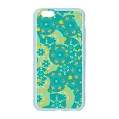 Cyan design Apple Seamless iPhone 6/6S Case (Color)