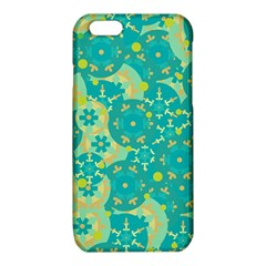 Cyan design iPhone 6/6S TPU Case