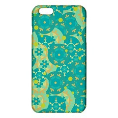 Cyan design iPhone 6 Plus/6S Plus TPU Case