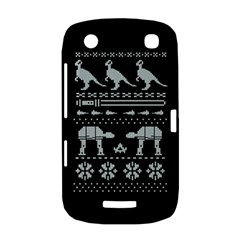 Holiday Party Attire Ugly Christmas Black Background BlackBerry Curve 9380