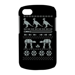 Holiday Party Attire Ugly Christmas Black Background BlackBerry Q10