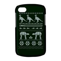 Holiday Party Attire Ugly Christmas Green Background BlackBerry Q10