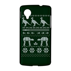 Holiday Party Attire Ugly Christmas Green Background LG Nexus 5