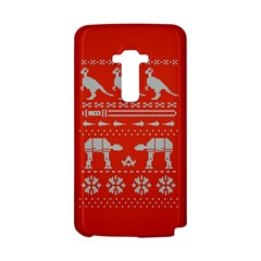 Holiday Party Attire Ugly Christmas Red Background LG G Flex