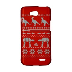 Holiday Party Attire Ugly Christmas Red Background LG L90 D410