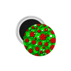 Xmas flowers 1.75  Magnets